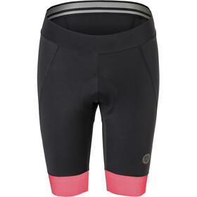 AGU Essential Prime II Bike Shorts Women, neon coral